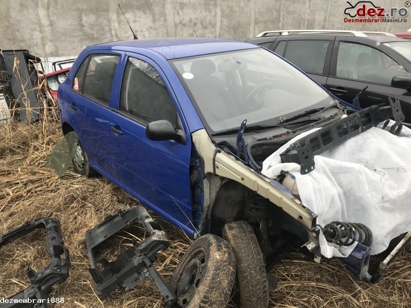 Dezmembrez Skoda Fabia 1 2 16 Valve An 2003 Dezmembrări auto în Bucuresti, Bucuresti Dezmembrari