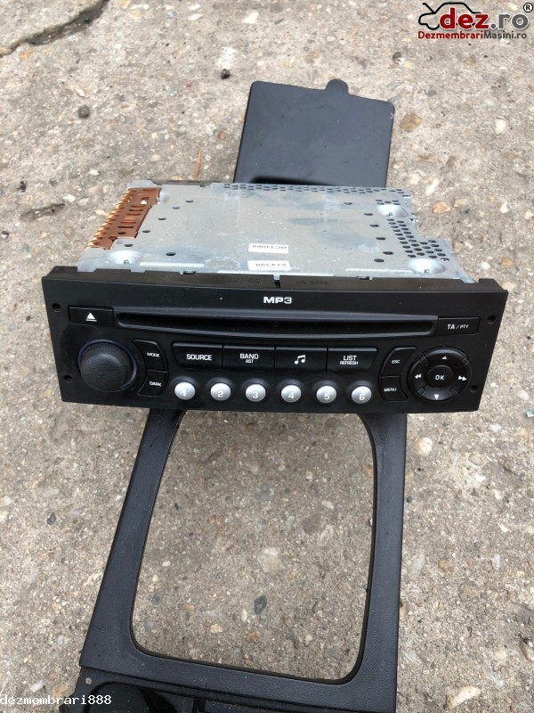 Sistem audio Peugeot 207 2007 în Bucuresti, Bucuresti Dezmembrari