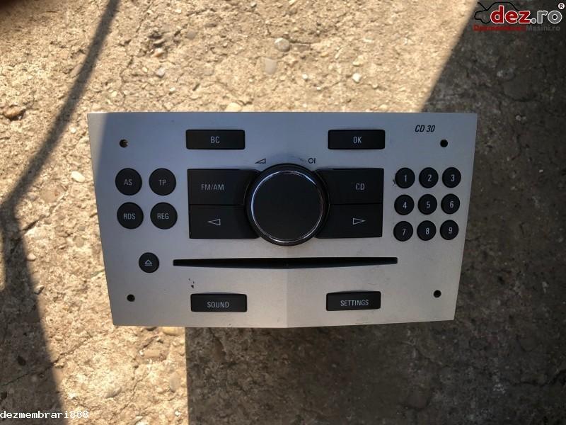 Sistem audio Opel Astra 2007 în Bucuresti, Bucuresti Dezmembrari