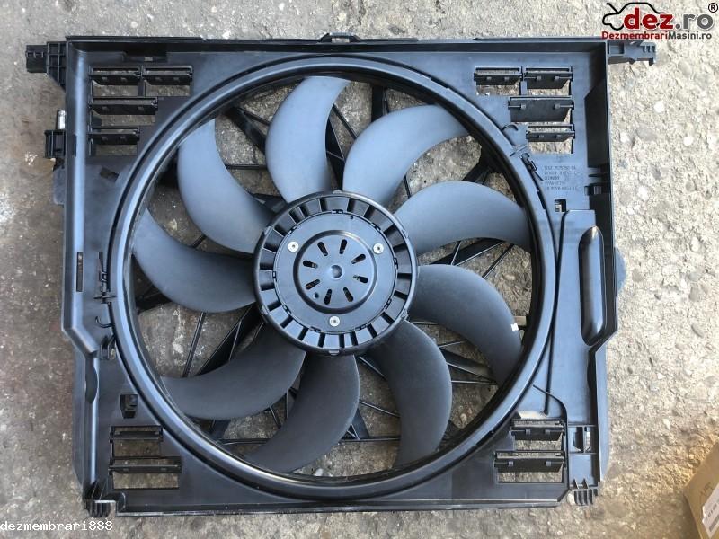 Ventilator radiator BMW Seria 5 2012 cod 7575258 în Bucuresti, Bucuresti Dezmembrari