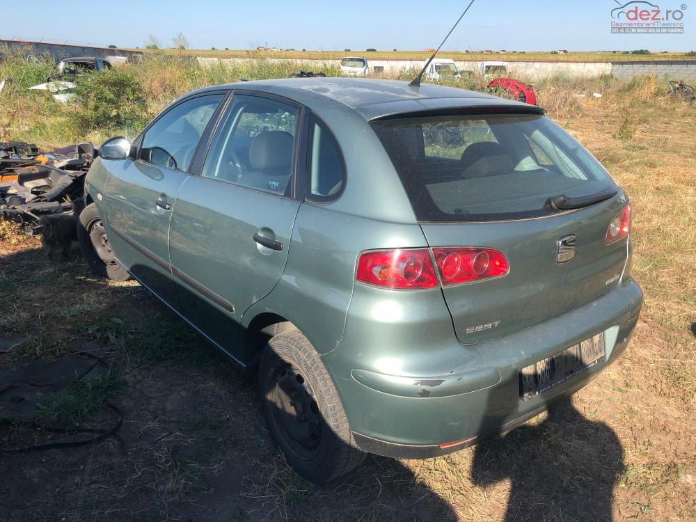 Dezmembrez Seat Ibiza 6l Mk 3 Motor 1 2 12v Dezmembrări auto în Bucuresti, Bucuresti Dezmembrari