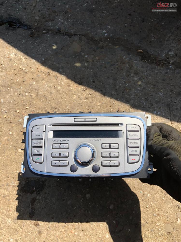 Radio Cd Ford Focus Mk 2 Facelift în Bucuresti, Bucuresti Dezmembrari