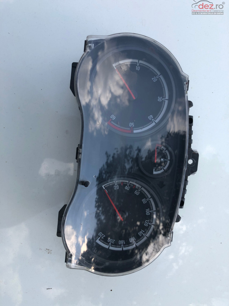 Ceasuri Bord Opel Corsa D Motor 1 3 Cdti în Bucuresti, Bucuresti Dezmembrari