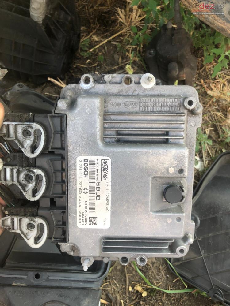 Calculator Motor Ford Focus 1 6 Tdci Cod 6m51 12a650 Ag în Bucuresti, Bucuresti Dezmembrari