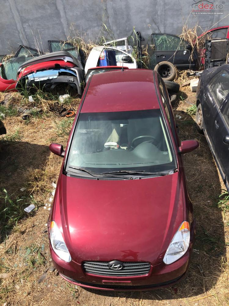 Dezmembrez Hyundai Accent 1 4 An 2006 în Bucuresti, Bucuresti Dezmembrari
