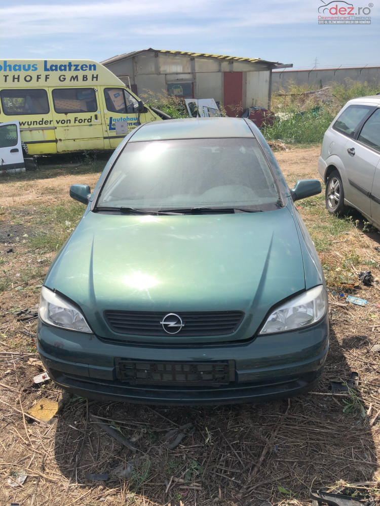 Dezmembrez Opel Astra G Coupe Motor 1 6 8 Valve Dezmembrări auto în Bucuresti, Bucuresti Dezmembrari