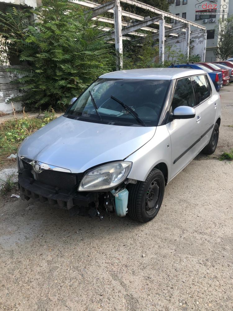 Dezmembrez Skoda Fabia 2 Facelift Motor 1 4 Tdi Bnm Dezmembrări auto în Bucuresti, Bucuresti Dezmembrari
