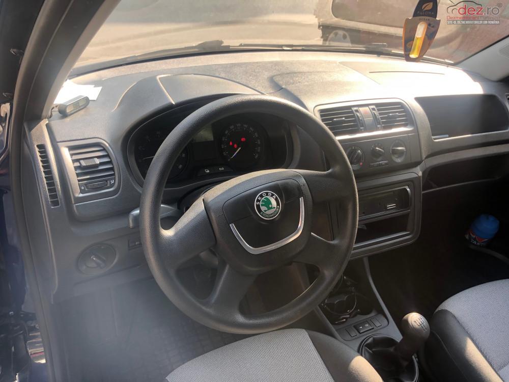 Dezmembrez Skoda Fabia 2 Facelift Motor 1 4 Tdi Bnm