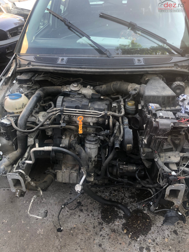 Motor Skoda Fabia 1 4 Tdi Bnm în Bucuresti, Bucuresti Dezmembrari