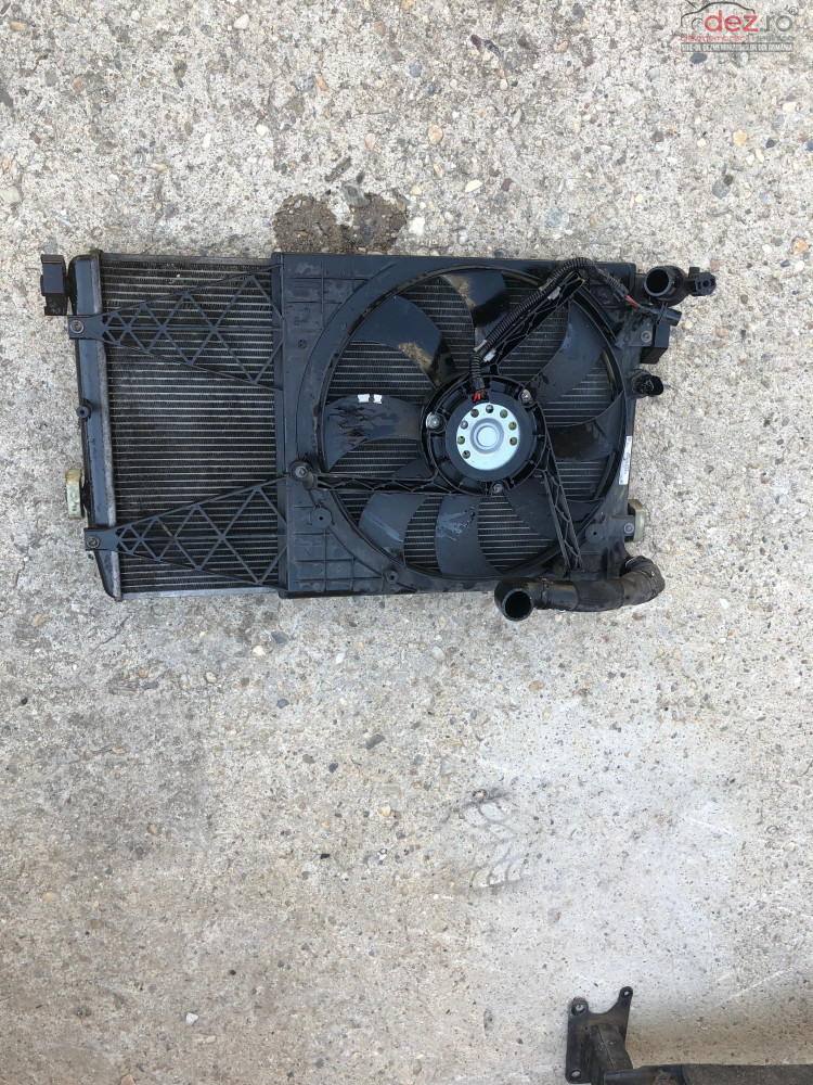 Electroventilator Radiator Skoda Fabia 2 în Bucuresti, Bucuresti Dezmembrari