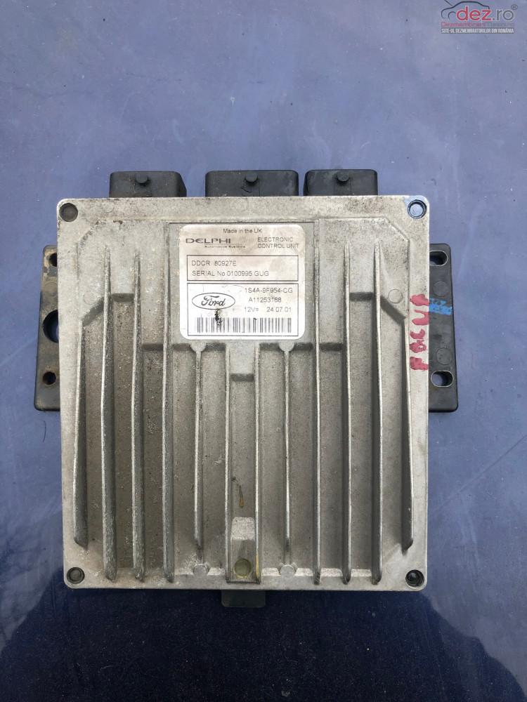 Calculator Motor Ford Focus Mk 1 Delphi Cod 1s4a 9f954 Cg cod 1S4A-9F954-CG Piese auto în Bucuresti, Bucuresti Dezmembrari