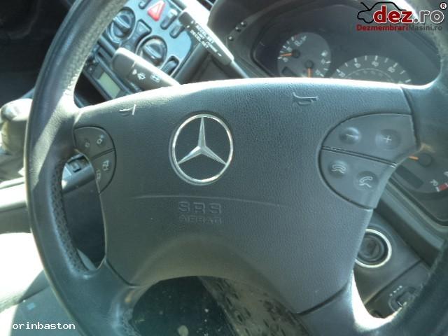 Airbag volan Mercedes CLK 230 2003 Piese auto în Valea Seaca, Iasi Dezmembrari