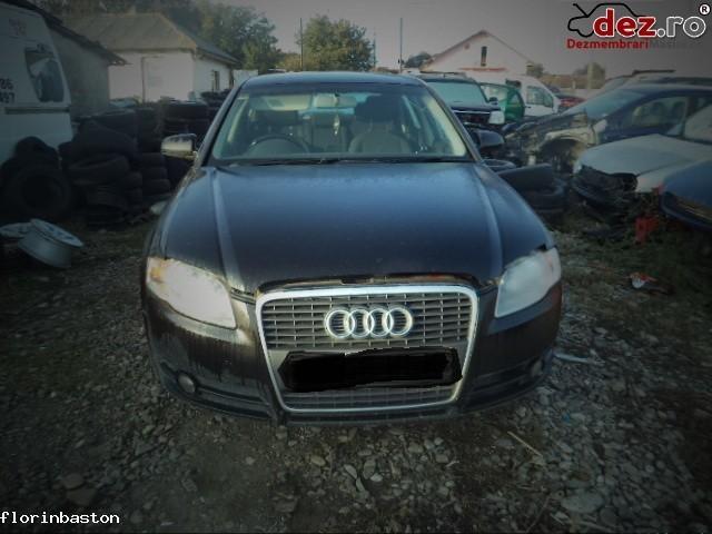 Dezmembrez Audi A4 Din 2007 1 9 Brb  Dezmembrări auto în Valea Seaca, Iasi Dezmembrari