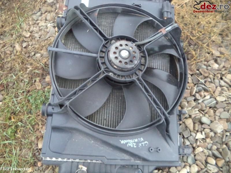 Ventilator radiator Mercedes CLK 230 2003 Piese auto în Valea Seaca, Iasi Dezmembrari