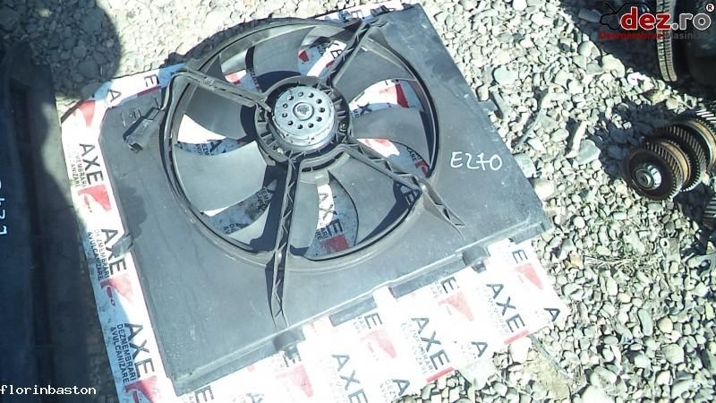 Ventilator radiator Mercedes E 270 2000 Piese auto în Valea Seaca, Iasi Dezmembrari