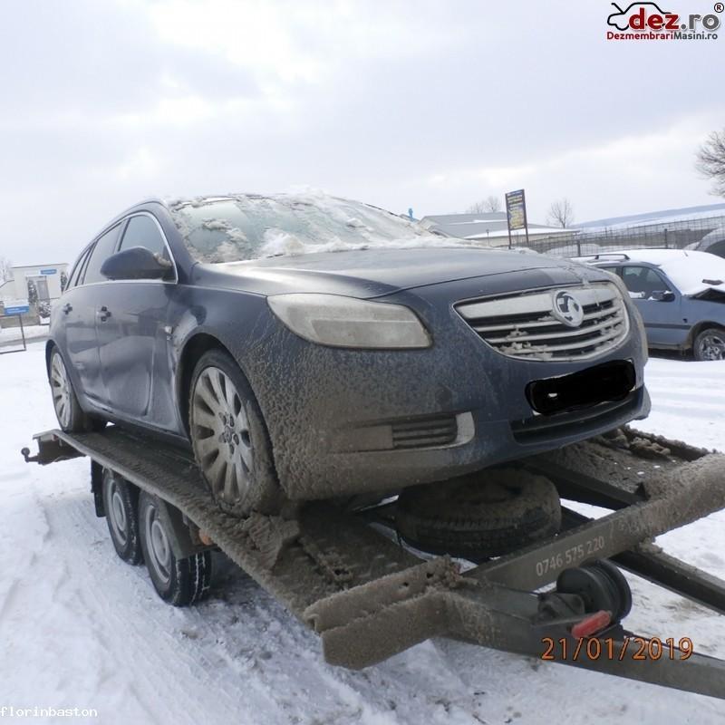 Dezmembrez Opel Insignia 2011 2 0 Diesel în Pascani, Iasi Dezmembrari