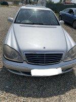 Dezmembrez Mercedes S 320 Din 2004 Dezmembrări auto în Pascani, Iasi Dezmembrari