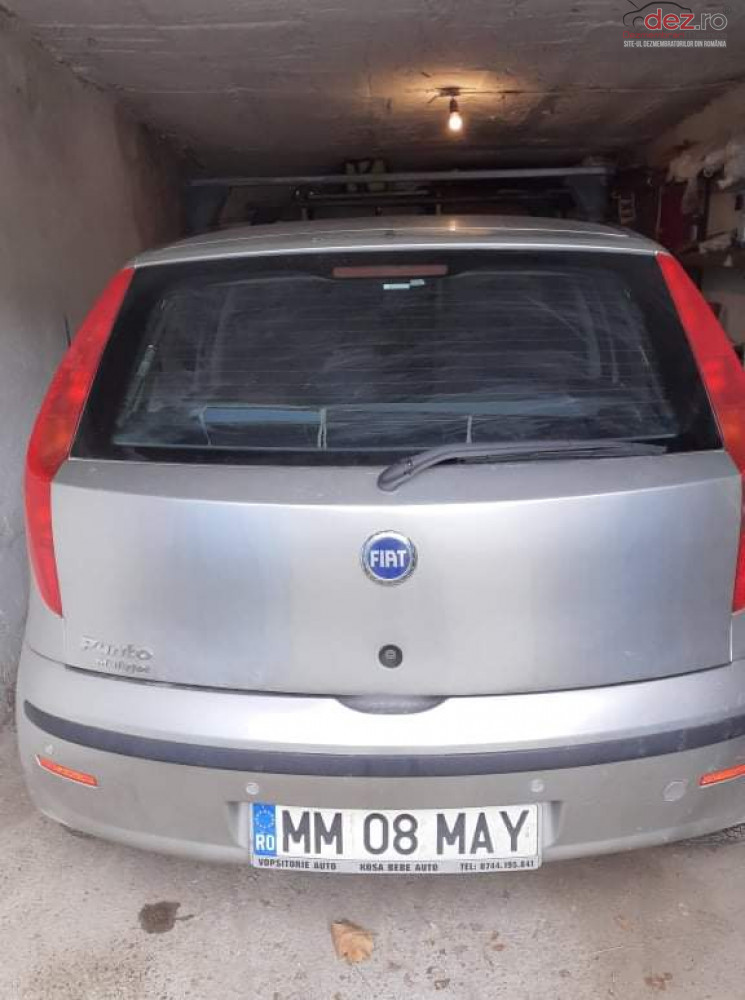 Vand Fiat Punto Clasic din 2006, avariat in fata