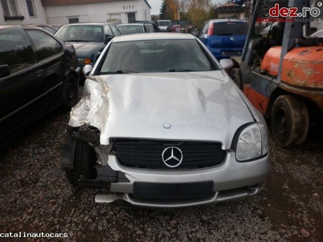 Dezmembram Mercedes Slk 230 Kompressor An 1997 Dezmembrări auto în Corabia, Olt Dezmembrari