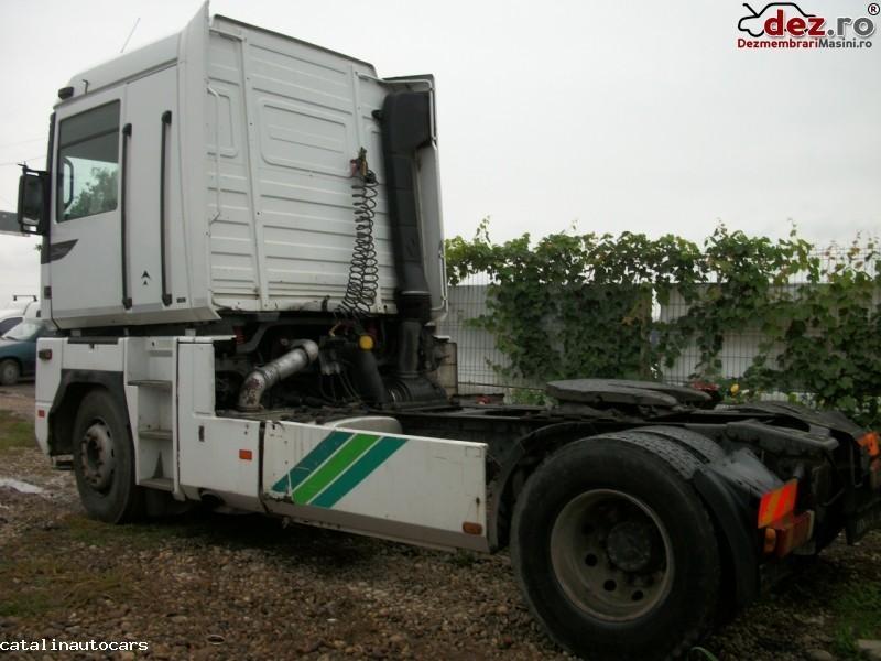 Dezmembram Renault Magnum 430 mack an 2000. Dezmembrări camioane în Corabia, Olt Dezmembrari
