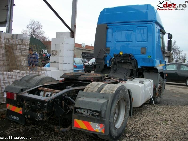 Perne aer Iveco Stralis 400 an 2005 Dezmembrări camioane în Corabia, Olt Dezmembrari