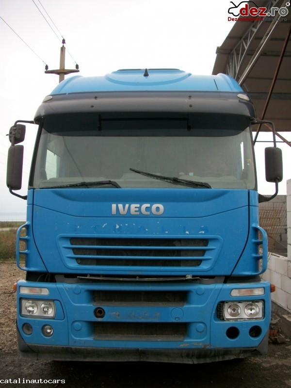 Cutie de viteze Iveco Stralis 400 an 2005 Dezmembrări camioane în Corabia, Olt Dezmembrari