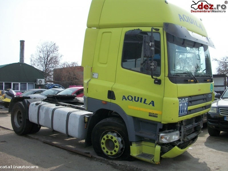 Motor DAF CF 85 an 2003, orice piesa Dezmembrări camioane în Corabia, Olt Dezmembrari