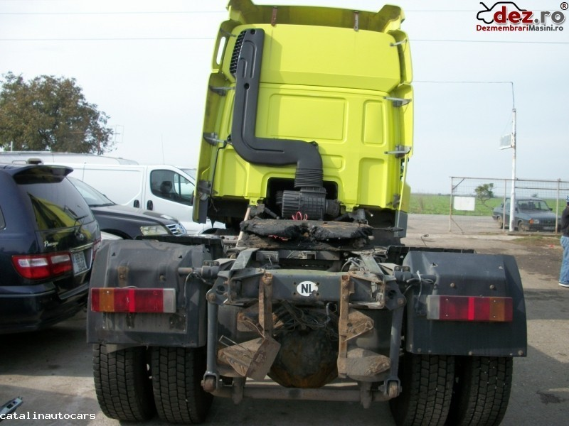 Etrieri sh  DAF CF 85 an 2003, orice piesa Dezmembrări camioane în Corabia, Olt Dezmembrari