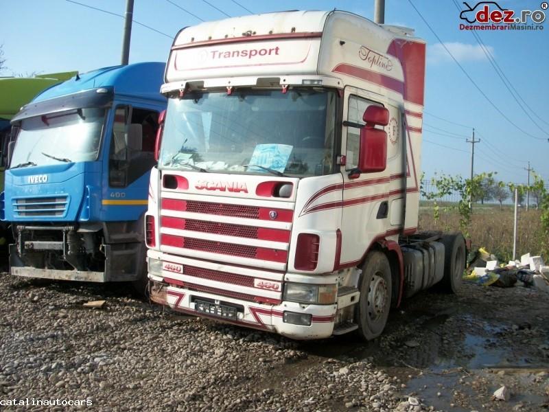 Cabina SCANIA 460 an 2001 Dezmembrări camioane în Corabia, Olt Dezmembrari