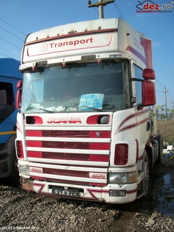 Rezervor combustibil SCANIA 460 an 2001 Dezmembrări camioane în Corabia, Olt Dezmembrari