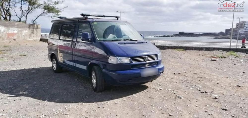 Dezmembram Volkswagen Transporter T4 2 5tdi Syncro 4x4 An 2001 Axl Dezmembrări auto în Corabia, Olt Dezmembrari