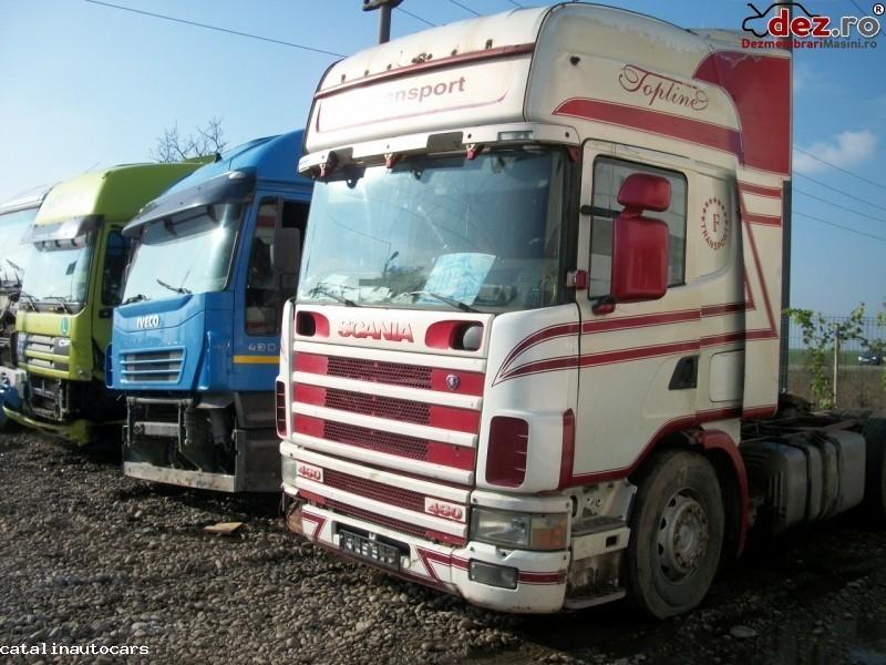 Turbosuflanta SCANIA 460 an 2001 Dezmembrări camioane în Corabia, Olt Dezmembrari
