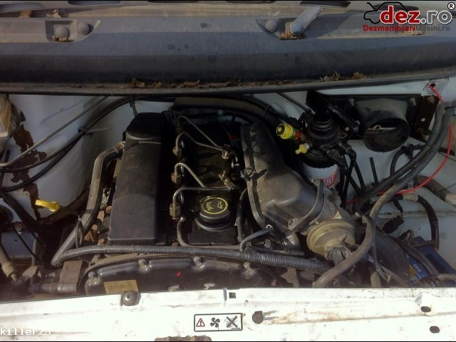 Dezmembrez Ford Transit 2 0 2 2 2 4 2 5 Motor Pompa Injectie Punt
