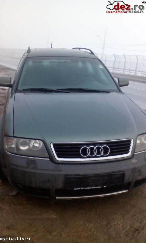 Dezmembrez Audi A6 Allroad 2 5 Tdi An 2001 Dezmembrări auto în Bucuresti, Bucuresti Dezmembrari