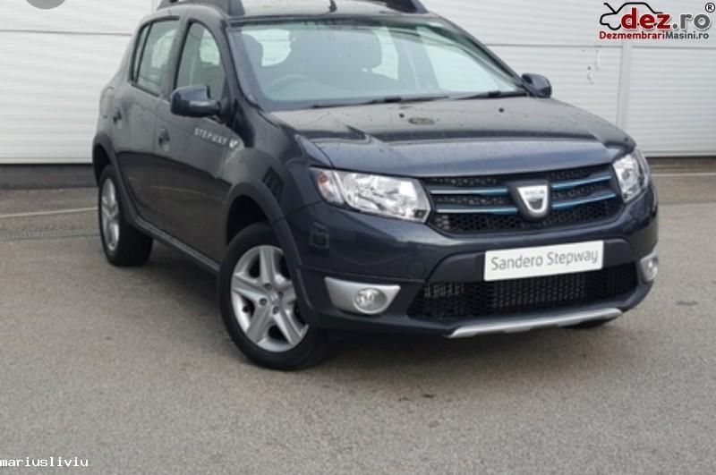 Dezmembrez Dacia Sandero Stepway 1 5 Dci Euro 6 An 2018  Dezmembrări auto în Bucuresti, Bucuresti Dezmembrari