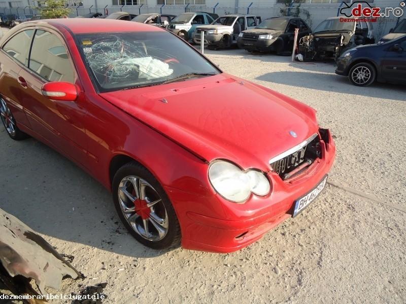 Dezmembrez Mercedes Cl203 Din 2002 2004 2 2 Cdi Dezmembrări auto în Belciugatele, Calarasi Dezmembrari