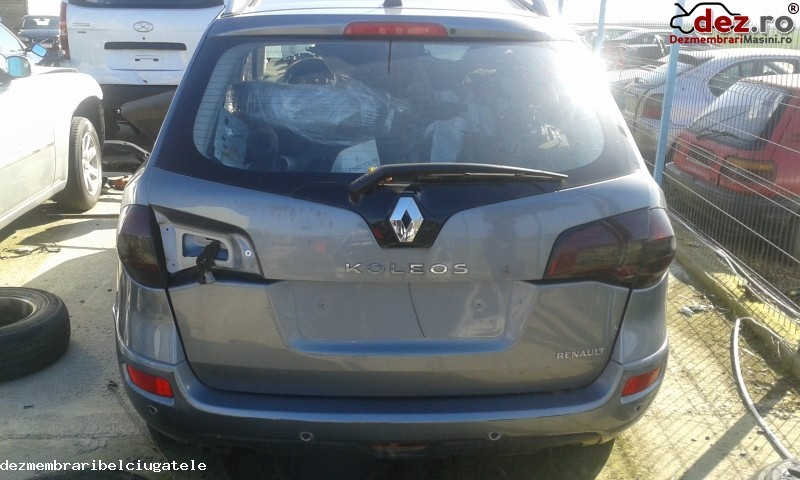 Dezmembrez Renault Koleos 4x4 2010 2 0 Dci Dezmembrări auto în Belciugatele, Calarasi Dezmembrari