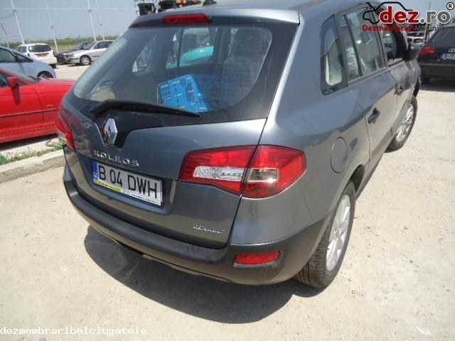 Dezmembrez Renault Koleos 4x4 2011 2 5 16v Dezmembrări auto în Belciugatele, Calarasi Dezmembrari