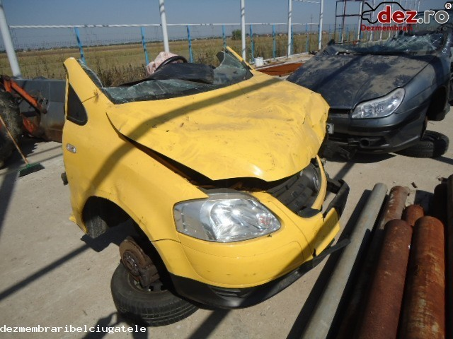 Dezmembrez Volkswagen Fox Din 2005 2008 1 2 B Dezmembrări auto în Belciugatele, Calarasi Dezmembrari