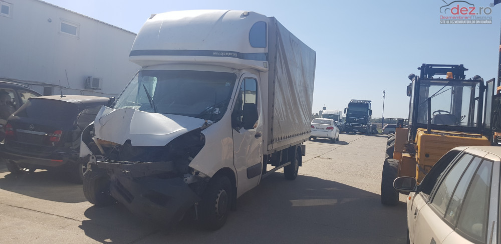 Dezmembrez Renault Master Iii Din 2016 Motor 2 3 Dci Tip M9t Dezmembrări auto în Belciugatele, Calarasi Dezmembrari