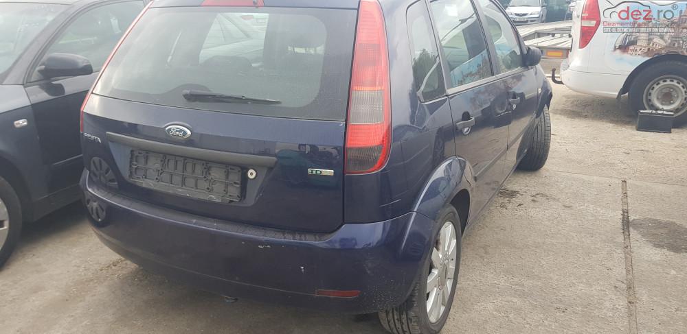 Dezmembrez Ford Fiesta V Din 2005 Motor 1 4 Tdci Tip F6jb Dezmembrări auto în Belciugatele, Calarasi Dezmembrari