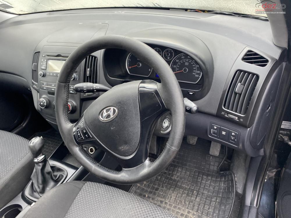 Dezmembrez Hyundai I30 Break Din 2010 Motor 1 6 Crdi Tip D4fb Dezmembrări auto în Belciugatele, Calarasi Dezmembrari
