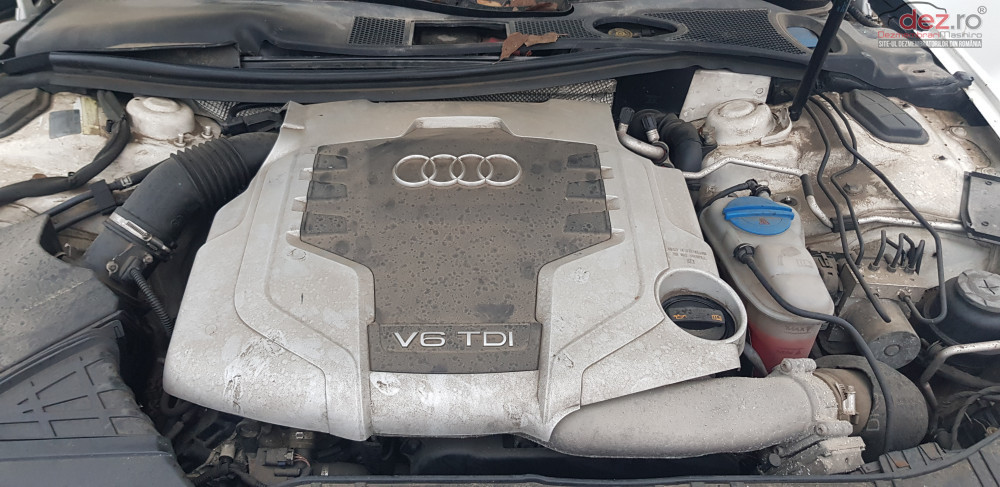 Dezmembrez Audi A5 Sportback (8ta) Din 2010 Motor 2 7 Tdi Tip Cgk Dezmembrări auto în Belciugatele, Calarasi Dezmembrari