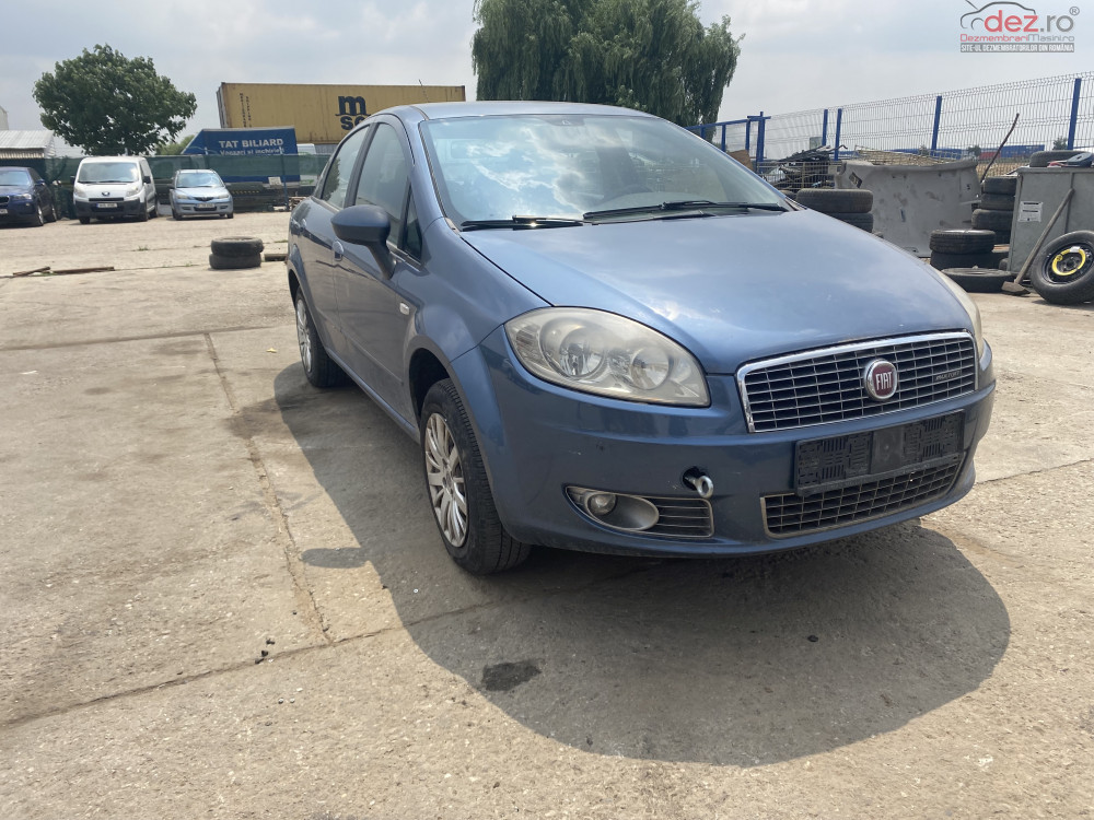 Fiat Linea Din 2007 Motor 1 3 Diesel Tip 199a3000