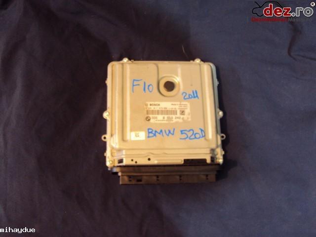 Calculator motor BMW 520 2011 Piese auto în Iasi, Iasi Dezmembrari