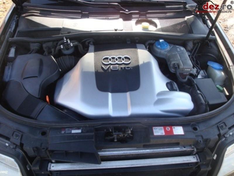 Motor fara subansamble Audi A6 2002 Piese auto în Timisoara, Timis Dezmembrari