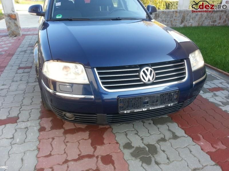 Dezmembrez Volkswagen Passat 2 5 Tdi Bdg 163 Cp 2004 Tiptronic  Dezmembrări auto în Timisoara, Timis Dezmembrari
