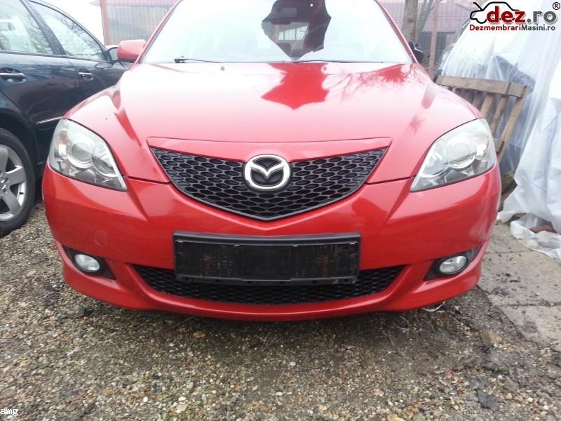 Dezmembrez Mazda 3 1 6 Benzina 105 Cp An 2005  Dezmembrări auto în Timisoara, Timis Dezmembrari