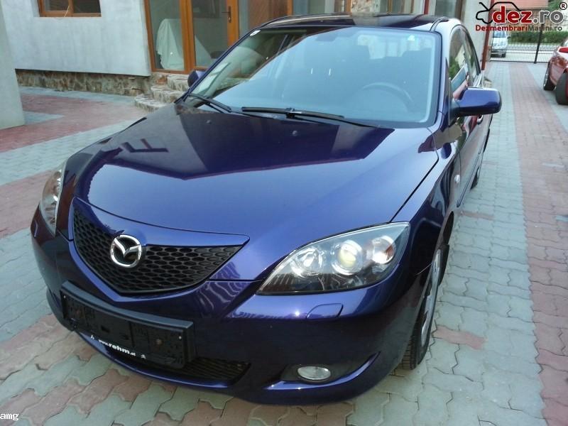 Dezmembrez Mazda 3 1 6 Diesel 109 Cp An 2004  Dezmembrări auto în Timisoara, Timis Dezmembrari