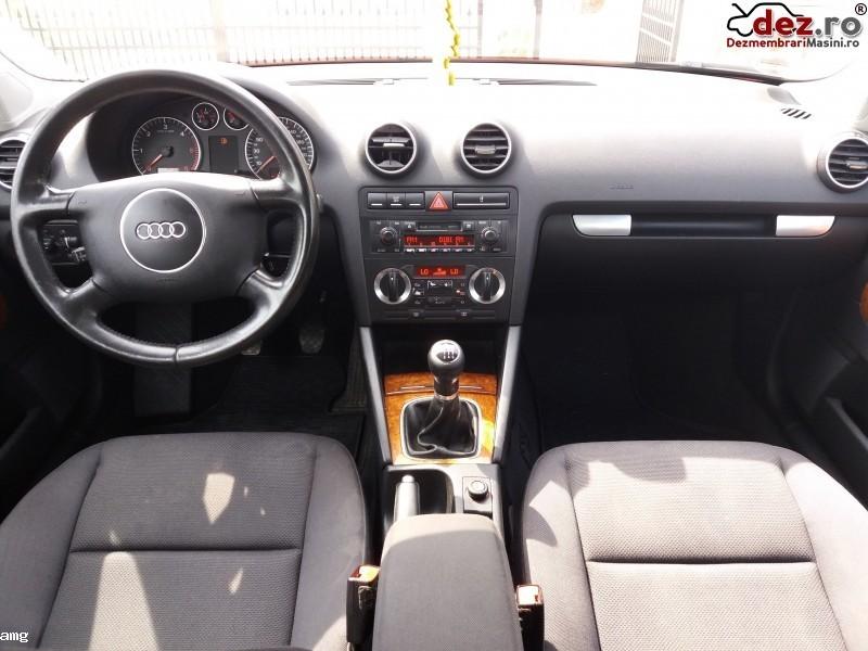 Vand Elemente De Interior Audi A3 8p  Dezmembrări auto în Timisoara, Timis Dezmembrari